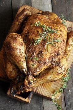 Najlepsze przepisy z kurczaka na Obiad Wielkanocny - Damsko-męskie spojrzenie na kuchnię Kraut, Poultry, Turkey, Recipes, Food, Roast, Recipies, Backyard Chickens, Turkey Country
