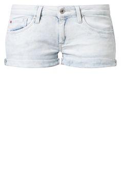 Short vaquero - Pepe Jeans Zalando ☉ Dos en la carretera