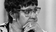 More than twenty years ago, Winnie Madikizela-Mandela stood trial on eight counts of kidnapping and assault, that followed the death of Stompie Seipei. Closer to twenty days ago, news broke that the bodies of two young activists were being exhumed and further charges considered for 'the Mother of the Nation', linked to their killings. We found this 1991 account by MILLARD W. ARNOLD in Baltimore Sun, just a day before Winnie appeared in court, both fascinating and worth reading again.