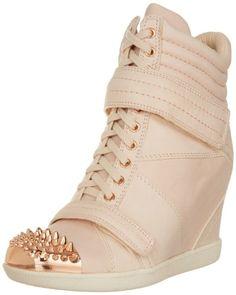 38ba3a473df Boutique 9 Women s Nevan9 Wedge Sneaker