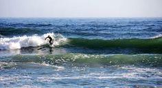 Surfing Kwaaiwater