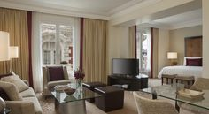 Four Seasons Hotel Buenos Aires, Living room