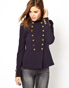 Denim & Supply Ralph Lauren military jacket   Fashion   Pinterest ...