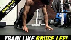 workout bruce lee - YouTube