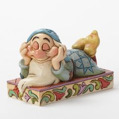 Jim Shore - Disney Traditions - Zzzzz - Sleepy - Seven Dwarfs by Jim Shore, http://www.amazon.com/dp/B00C669RG4/ref=cm_sw_r_pi_dp_NQi1rb16SXSJZ