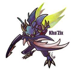 Cute little Kha'Zix