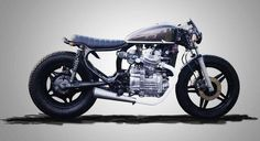Met with Irwan last week to chat about the prospect of us building him a CX500 Cafe Racer similar to this concept drawing. I like it (a lot) but what would you do different?