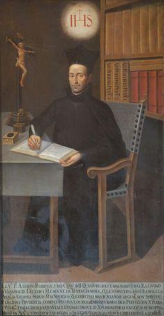 Alonso Rodríguez (1526-1616), teólogo.