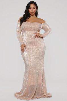Gold Plus Size Dresses, Plus Size Gowns Formal, Wedding Dresses Plus Size, Plus Size Wedding, Formal Gowns, Wedding Gowns, Blue Bridesmaid Dresses, Prom Dresses, Curvy Fashion