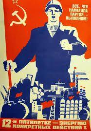 five year plan russia