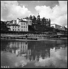 Reflection, Cromer Seafront, North Norfolk