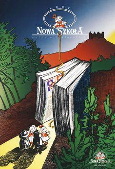 Katalog Nowej Szkoły na rok szkolny 2000/2001.