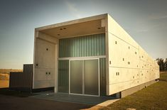 Fábrica de Azeite / Marcelo  Daglio Arquitectos