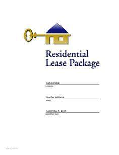 Landlord Tenant Form  Landlord Tenant