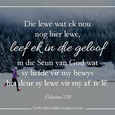 Jesus Christus, Afrikaans, Christian Inspiration, Christian Quotes, Bible Verses, Prayers, Spirituality, Names, Inspirational
