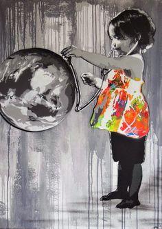 Florilège: KURAR - STREET ART - FRANCE