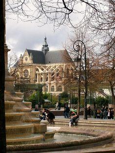 ❤❤❤ Saint Eustache, Paris   Le Francophile