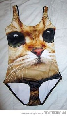 Now I know what my summer swimsuit will be