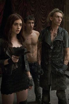 The Mortal Instruments: City of Bones | Book Series by Cassandra Clare | #movie | Clary, Simon, Jace