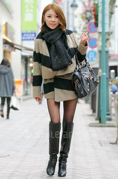 Yes, yes, yes to the poncho coat!