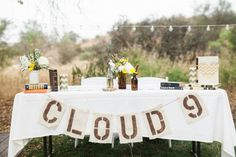 An adorable and handmade rustic yellow wedding at Owl Creek Farms   Mike Thezier Photography: http://mikethezier.com