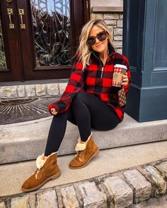 4e54325dc 19 Best Flannel and leggings images