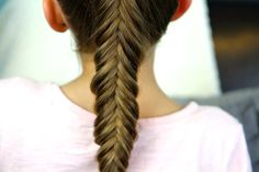 girl-with-fishtail-braids