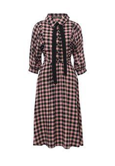Платье Vika Smolyanitskaya купить за 5 870 руб VI043EWTLS31 в интернет-магазине Lamoda.ru
