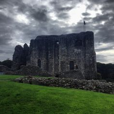 Dundonald castle, Scotland