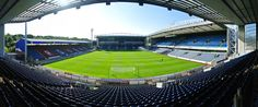 Ewood Park - Panoramic - Blackburn Rovers FC