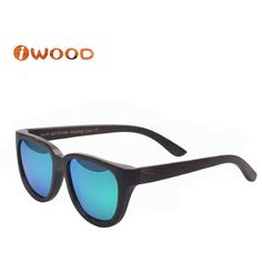 ZA35 Painted color bamboo wooden sunglasses frame sunglasses men sunglasses