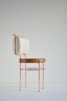 Brazilian IAI Chair by Gustavo Bittencourt Brazil