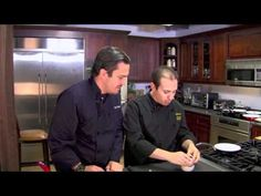 """Check out our new """"Local Flavors"""" culinary video featuring chefs Fabio Viviani and John Palone and mixologist Jacopo Falleni from Cafe Firenze in Moorpark."""