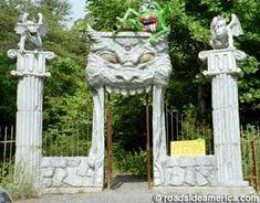 Professor Cline's Haunted Monster Museum in Natural Bridge, VA