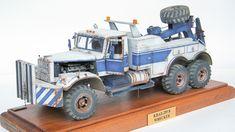 KrAZ-255B 1/24 Scale Model