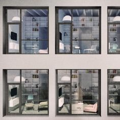 SZAFA MICRO APARTMENTS   minimal design, micro spaces