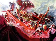 X-Men by Alex Ross
