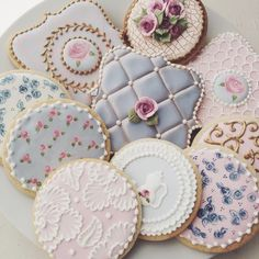 Mmmm cookies to pretty to eat ☺