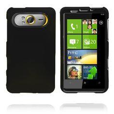 Defender (Sort) HTC HD7 Deksel Phone, Cover, Telephone, Blankets, Mobile Phones