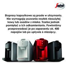 Ekspres kapsułkowy to rozwiązanie, które doskonale sprawdza się w domowym wnętrzu. Proste w obsłudze i utrzymaniu czystości, pozwoli szybko zaparzyć doskonałą kawę. O czym warto pamiętać przy użytkowaniu takiego sprzętu? #Segafredo #SklepSegafredo #EkspresKapsułkowy #espresso1 #Espresso #KawaSegafredo
