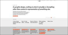 examples of grid based web design