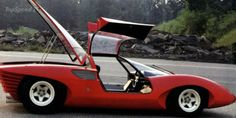 1968 Ferrari 250 P5 Berlinette Pininfarina concept