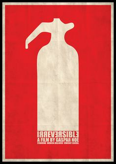Pretty cool minimalist poster for a very, oh so very, messed up little movie!