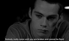 Image result for stiles quotes teen wolf