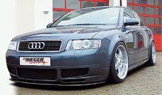 audi a4 tuning | Audi A4 2002 Kerscher Rieger Tuning Body Kits, Aerodynamics, Front ...