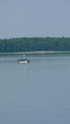 Slawskie Lake in Poland (polish: Jezioro Sławskie)