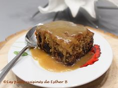 Recipe: Date Cake, Caramel Sauce – Food & Drink Ideas Bread Recipes, Cooking Recipes, Date Cake, Dessert Simple, Bread Cake, Desert Recipes, Easy Desserts, Deserts, Food And Drink