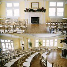 Ceremony by fireplace. Wedding 2017, Wedding Themes, Wedding Venues, Wedding Decorations, Wedding Ideas, 2017 Decor, Space Wedding, Wedding Stuff, Dc Weddings