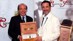 "CuervoySobrinos: Andy Garcia Cuervo y Sobrinos, the prestigious Swiss watch brand with a Latin heart, founded in Havana in has given its ""Latino Internacional award to actor Andy García. Swiss Watch Brands, Andy Garcia, Vip, Image, Raven"