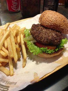 Burger Bar, Greenbelt Mall, Makati City, Philippines
